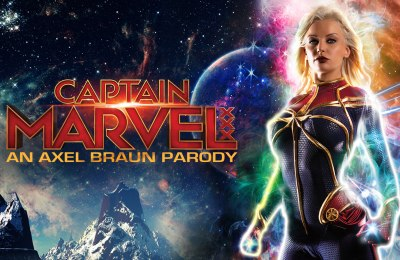 Captain Marvel XXX | Full Movie | 2019
