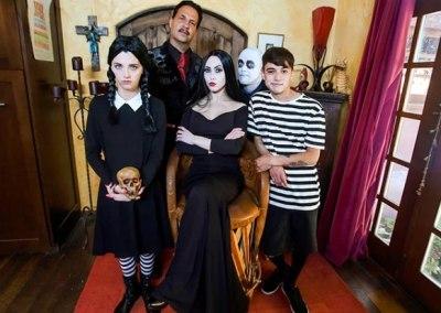 Addams Family Orgy | Audrey Noir, Kate Bloom
