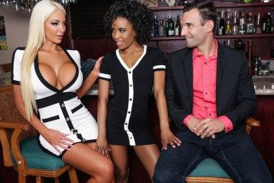 Escort For Two | Demi Sutra, Nicolette Shea & Alex Legend