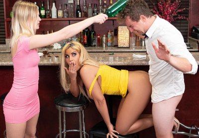 Cocktail Tease   Bridgette B