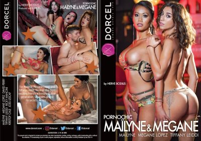 Pornochic Mailyne and Megane | Full Movie | 2020 | Mailyne, Megane Lopez, Tiffany Leiddi, Ricky Mancini, Kristof Cale, Joss Lescaf & David Perry