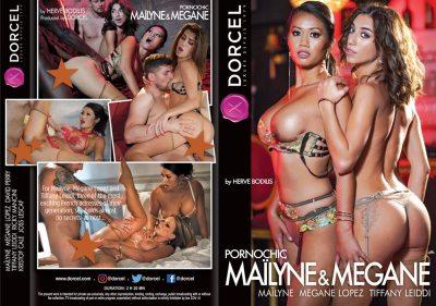 Pornochic Mailyne and Megane | Full Movie | 2020 | Mailyne, Megane Lopez, Tiffany Leiddi, Ricky Mancini, Kristof Cale, Joss Lescaf & David Perry