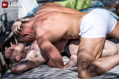 Tomas Brand fucks Colton Grey Bareback