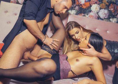 Ladies Club: Part 2 | Alexis Crystal, May Thai & Raul Costa