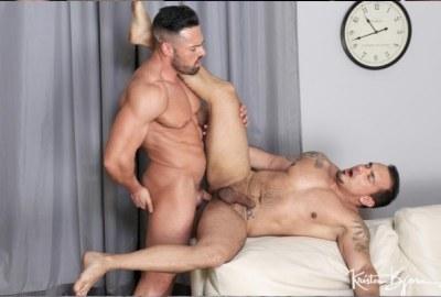 Thrust | Gabriel Lunna & Santi Noguera | Bareback
