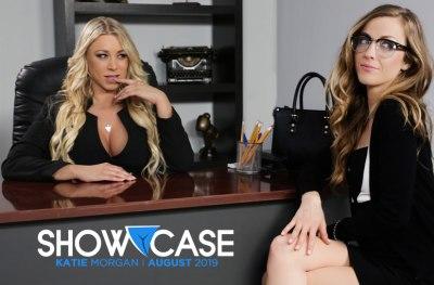 Showcase: Katie Morgan | Karla Kush, Katie Morgan
