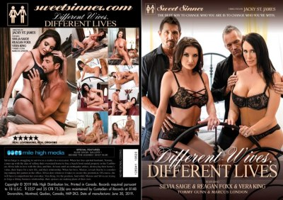 Different Wives, Different Lives | Full Movie | 2019