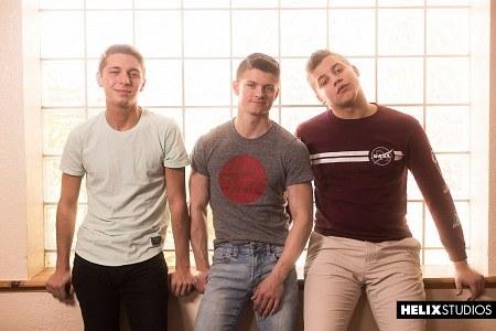 Tasty Trio | Corbin Colby, Jacob Hansen, Tyler Sweet