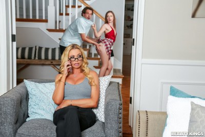 Sex Therapy With Stepmom | Briana Banks, Danni Rivers & Tyler Nixon
