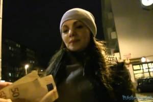 E369 – Lost Russian fucks for taxi money – Melinda (2016)