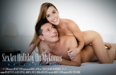 Holiday On Mykonos Episode 4 | Alexis Crystal, Nick Ross