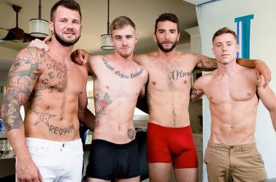 Long Construction   Johnny Hill, Ryan Jordan, Justin Matthews, Brian Adams   Bareback