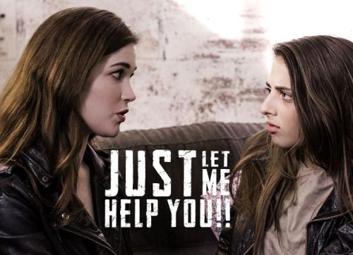 Just Let Me Help You!! | Gia Derza, Evelyn Claire
