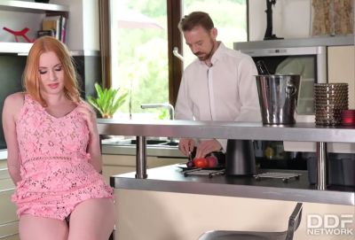 Hungarian Hussy Kiara Lord Instructs A Geek In The Aart Of Pleasing A Woman | Kiara Lord, Erik Everhard