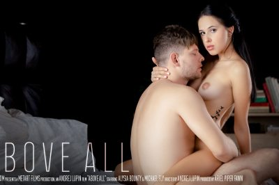 Above All | Alysia Bounty, Michael Fly
