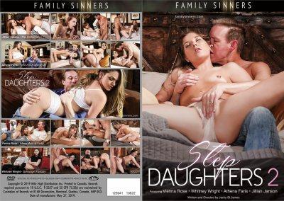 Step Daughters 2 | Full Movie | 2019 | Whitney Wright, Jillian Janson, Vienna Rose, Athena Faris