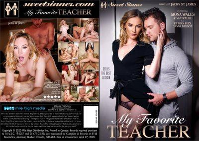 My Favorite Teacher | Full Movie | 2020 | Reagan Foxx, Vanna Bardot, Mona Wales, Van Wylde & Ryan McLane