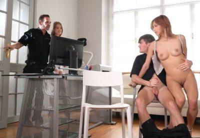 Hardcore Pussy Punishment   Veronica Leal, Tiffany Tatum, David Perry & Josh