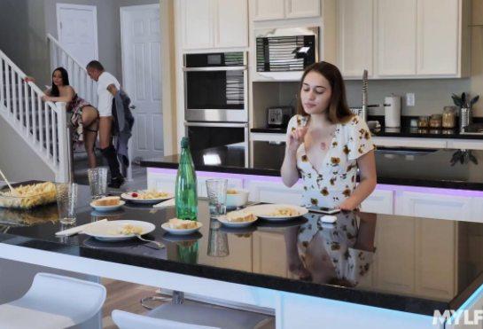 Daughters New Boyfriend | Crystal Rush, Marcus London