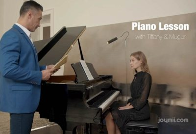Piano Lesson | Tiffany Tatum, Mugur