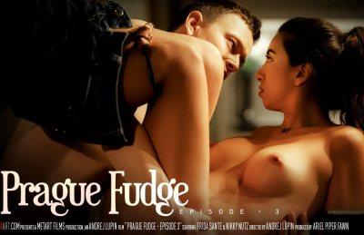 Prague Fudge Episode 3   Frida Sante, Nikky Nutz
