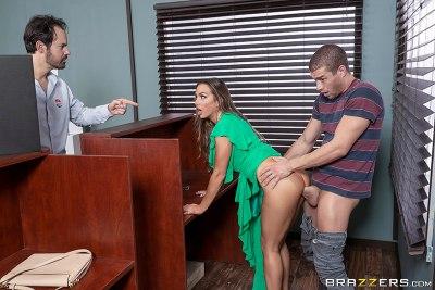 Stuffing Her Ballot Box | Abigail Mac, Xander Corvus