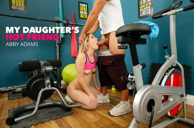 Abby Adams & Johnny Castle | Daughters Hot Friend | 2019