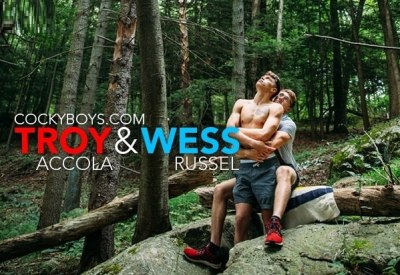 Troy Accola & Wess Russel | Bareback
