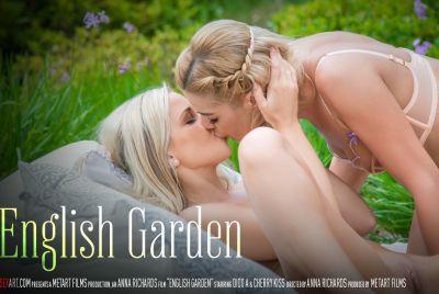English Garden | Dido A, Cherry Kiss