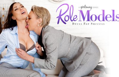 Role Models: Dress For Success   Aidra Fox, Dee Williams
