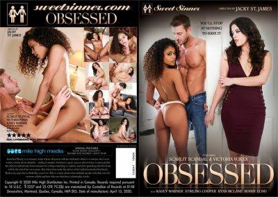 Obsessed | Full Movie | 2020 | Robby Echo, Ryan Mclane, Stirling Cooper, Victoria Voxxx, Scarlit Scandal, Casey Warner