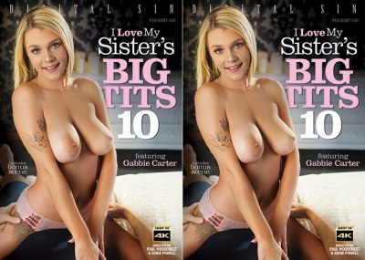 I Love My Sister's Big Tits 10 | Full Movie | 2019