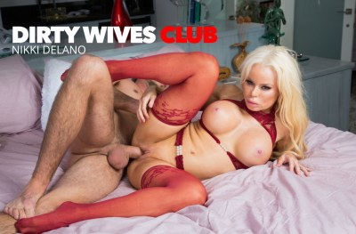 Nikki Delano & Lucas Frost | Dirty Wives | 2019