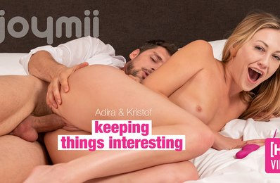 Keeping Things Interesting | Adira Allure, Kristof Cale