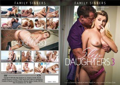 Step Daughters 3 | Full Movie | 2020 | Lacy Lennon, Carolina Sweets, Nikki Peach, Kiara Cole