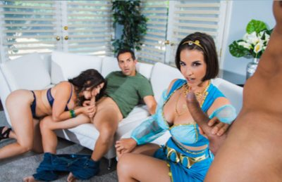 Genie Wishes | Krissy Lynn, La Sirena 69, Donnie Rock, Ramon Nomar