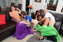 My Freaky Swap Family   Andi James, Jessae Rosae, Jack Moore & Cody