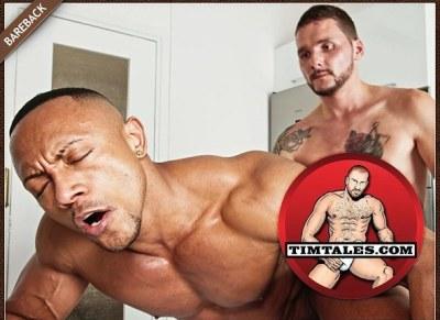 Ethan Metz fucks Santi   Bareback