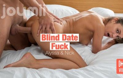 Blind Date Fuck | Alyssa R, Nick Ross