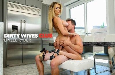 Linzee Ryder & Van Wylde | Dirty Wife Creampie | 2019
