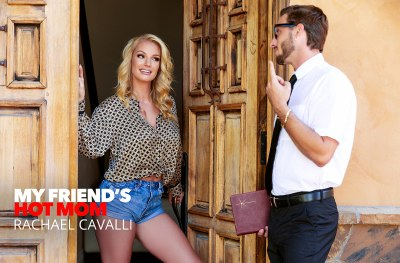 Rachael Cavalli & Lucas Frost | Hot Mom | 2019