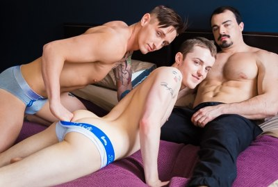 3 Can Play That Game | Lance Ford, Dominic Green & Alex James | Bareback