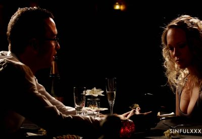 Artful Threesome | Ania Kinski, Brandi Love & Kai Taylor