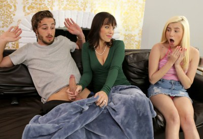 Distracted By Dick   Alana Cruise, Carolina Sweets & Lucas Frost