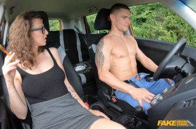 MILF instructor fucks her student   Emylia Argan, Max Dyor
