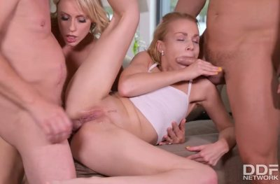 Fisting And Fucking – Part 2 | Brittany Bardot, Rebecca Sharon, Steve Q & Kristof Cale