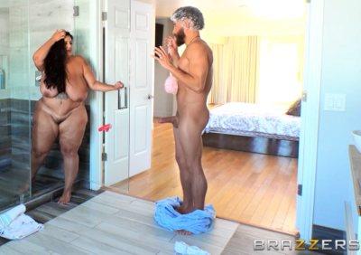 Dildo Showers Bring Big Cocks | Sofia Rose