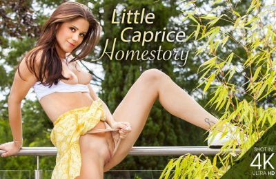 Little Caprice Home Stories | Full Movie | 2020