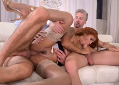 Ass Fucked Inside The Office   Venus Afrodita, Lutro & Kai Taylor