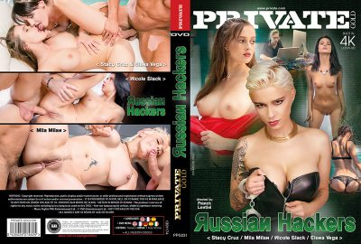 Russian Hackers | Full Movie | 2020 | Elena Vega, Mila Milan, Nicole Black, Stacy Cruz
